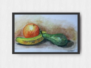 fruits-aquarelle