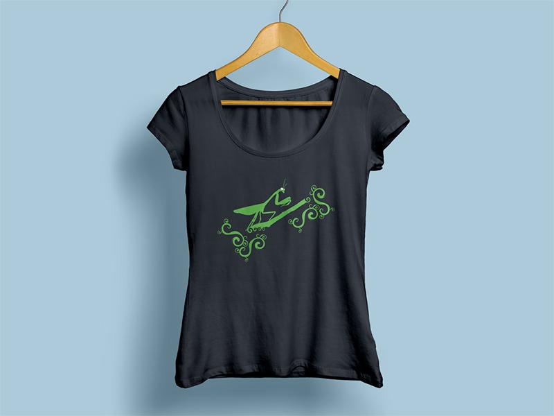 tshirt-mantis