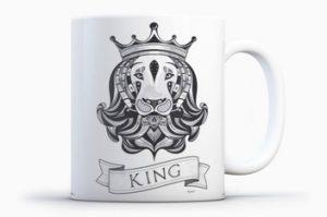 Mug King of Spades