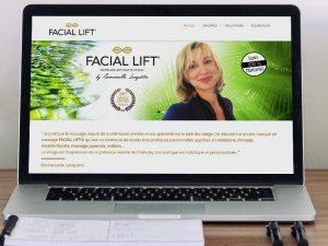 Facial Lift, Modelage anti-âge du visage