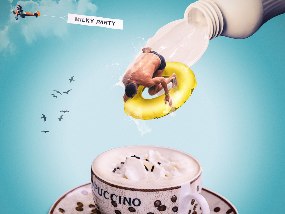 Milky Party