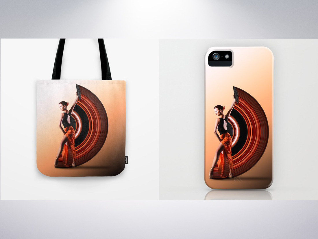 Ready to dance - Tote bag et Coque iPhone
